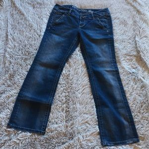 Converse Jeans.  Size 31. Trinity boot.